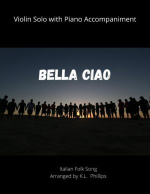 Bella Ciao – Violin Solo with Piano Accompaniment