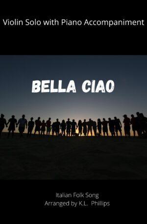 Bella Ciao – Violin Solo with Piano Accompaniment