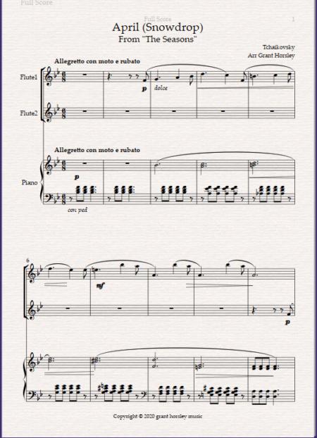 april flute 1