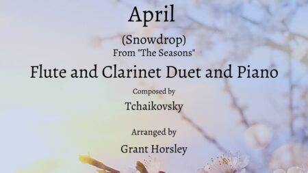 april flute and clar