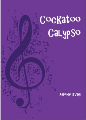 Cockatoo Calypso – Beginner flute ensemble