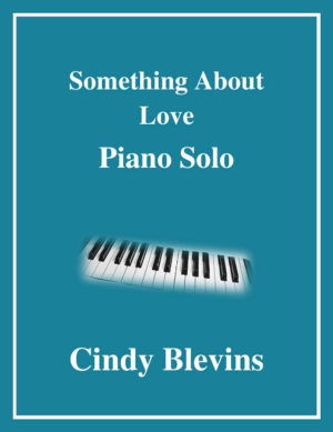 Something About Love, Piano Solo