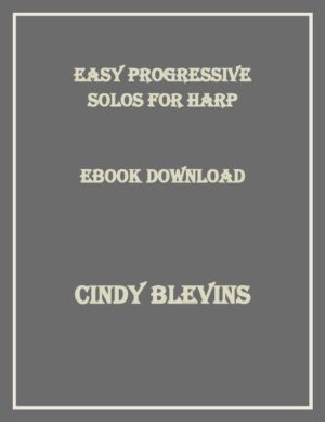Easy Progressive Solos for Harp