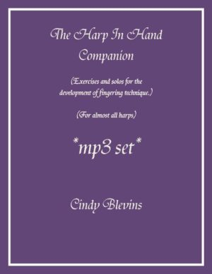 The Harp In Hand Companion, the mp3 Download Set