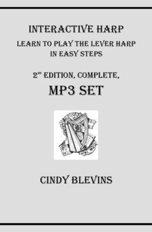 Interactive Harp, the mp3 Download Set
