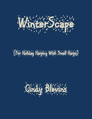 WinterScape (for Holiday Harping) – eBook for Small (Lap) Harps
