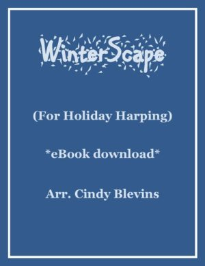 WinterScape (for Holiday Harping) – eBook