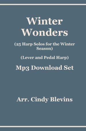 Winter Wonders – Set of MP3s