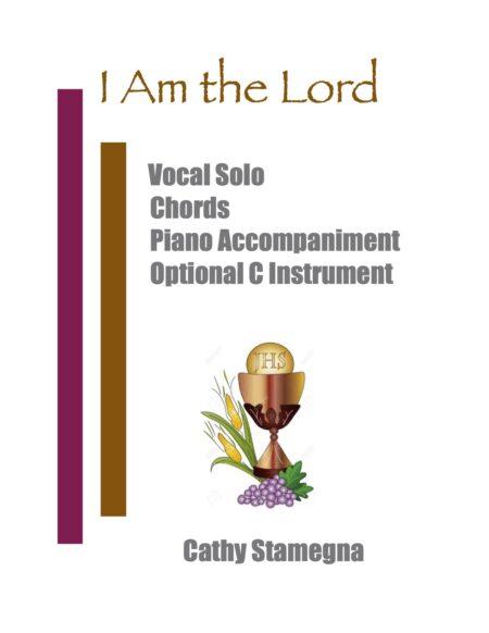 VOC I am the Lord title JPEG