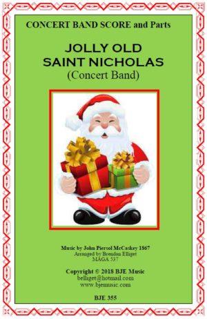 Jolly Old Saint Nicholas – Concert Band