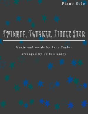 Twinkle-Twinkle Little Star – Piano Solo