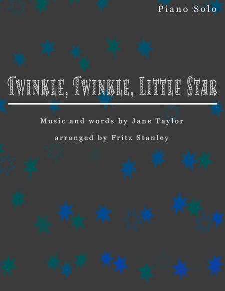 Twinkle Twinkle Little Star Piano Solo 2