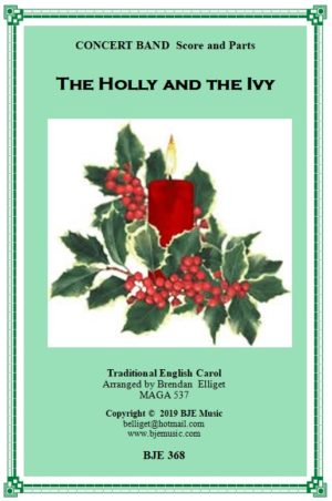 The Holly and the Ivy – Concert Band
