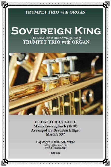 084 FC Sovereign King Trumpet Trio and Organ v3 2018