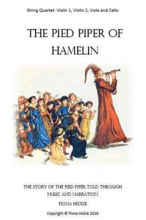 The Pied Piper of Hamelin – String Quartet