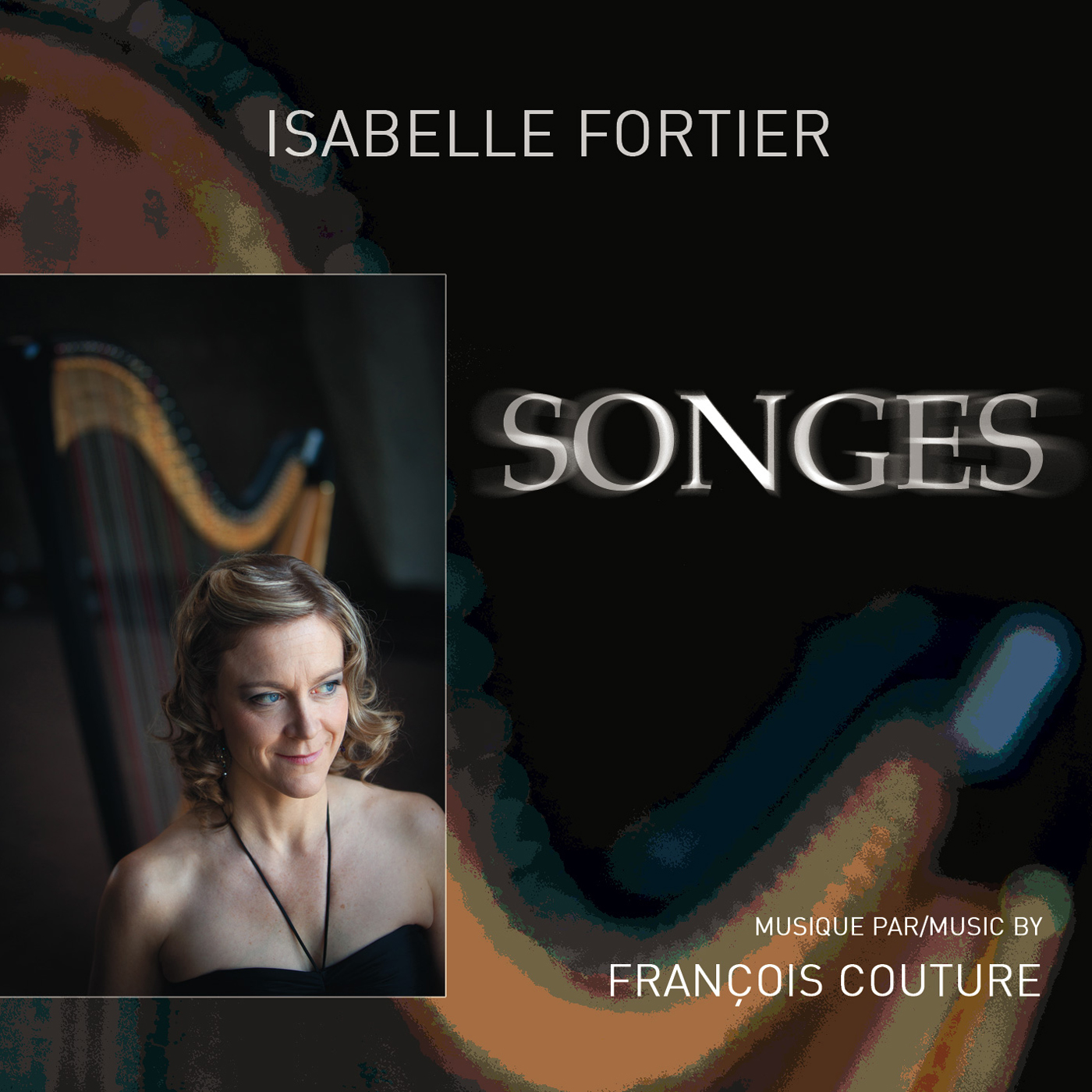 Cover Isabelle Fortier SONGES