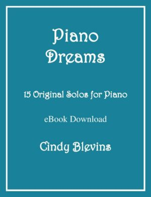 Piano Dreams, 15 Original Piano Solos