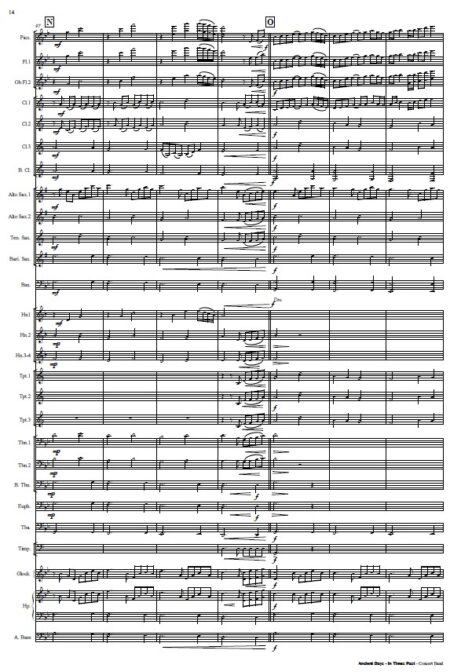 425 Ancient Days Concert Band SAMPLE page 07