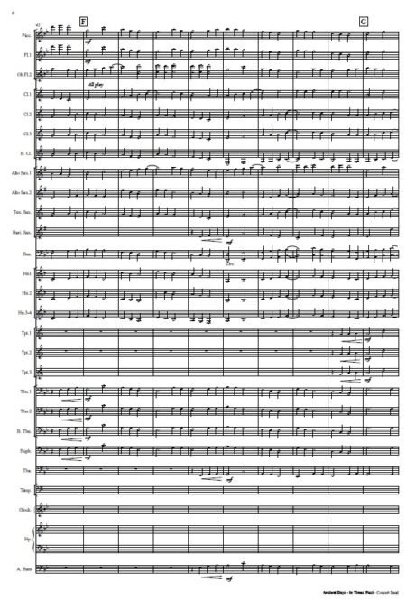 425 Ancient Days Concert Band SAMPLE page 06