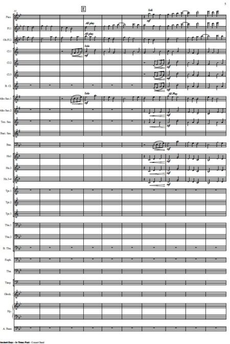 425 Ancient Days Concert Band SAMPLE page 05