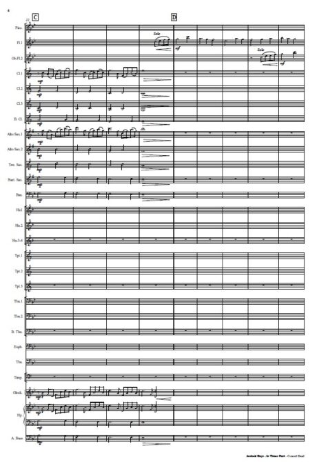 425 Ancient Days Concert Band SAMPLE page 04