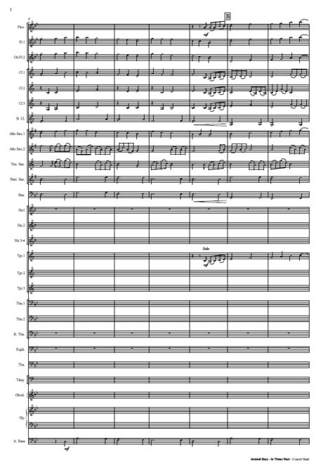 425 Ancient Days Concert Band SAMPLE page 02