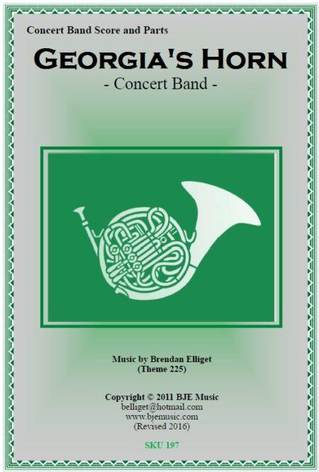 197 FC Georgias Horn Concert Band