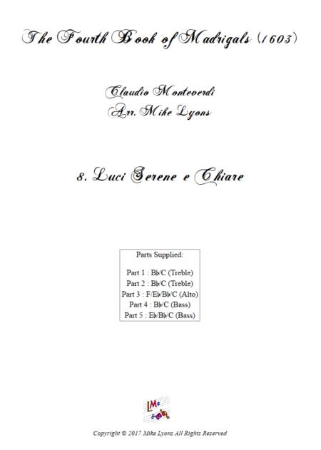Madrigals Book 4 8