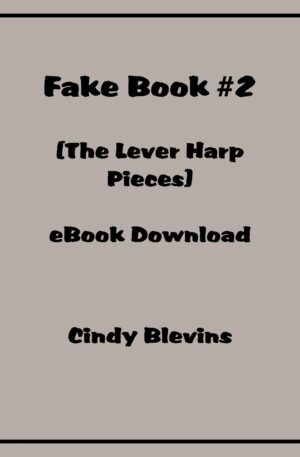 Fake Book #2, for all harps