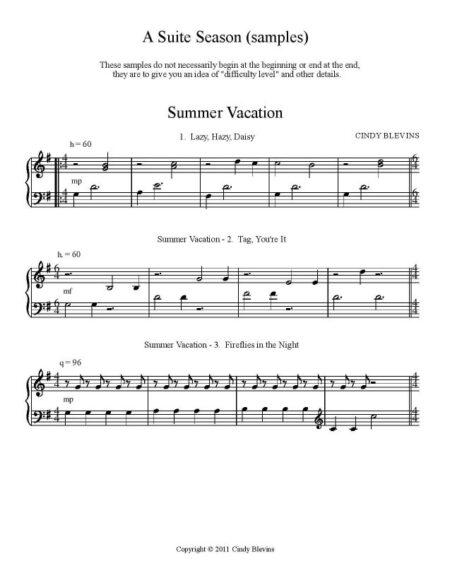 summer s