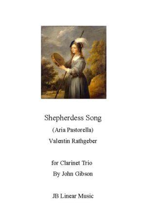 Shepherdess Song for Clarinet Trio