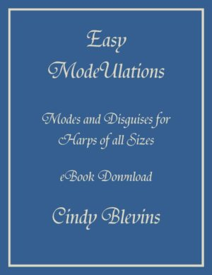 Easy ModeUlations, 16 Original Solos for Harp, Easy