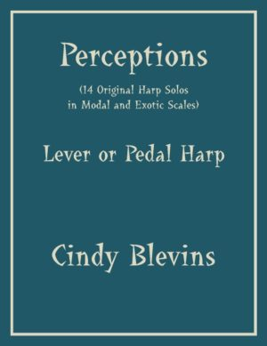 Perceptions, 14 Original Solos for Lever or Pedal Harp