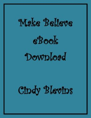 Make Believe, 10 Original Solos for Lever or Pedal Harp