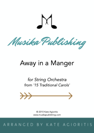 Away in a Manger – String Orchestra