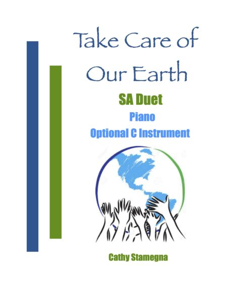 SA Duet Take Care of Our Earth title JPEG