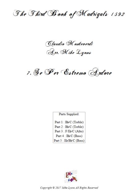 Madrigals Book 3 7