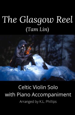 The Glasgow Reel – Celtic Violin Solo with Piano Accompaniment