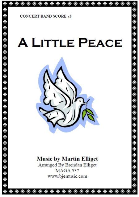 005 FC A Little Peace v3 Concert Band