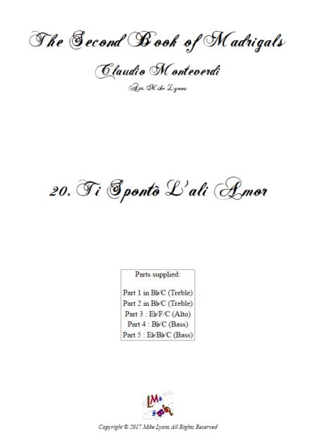Madrigals Book 2 20