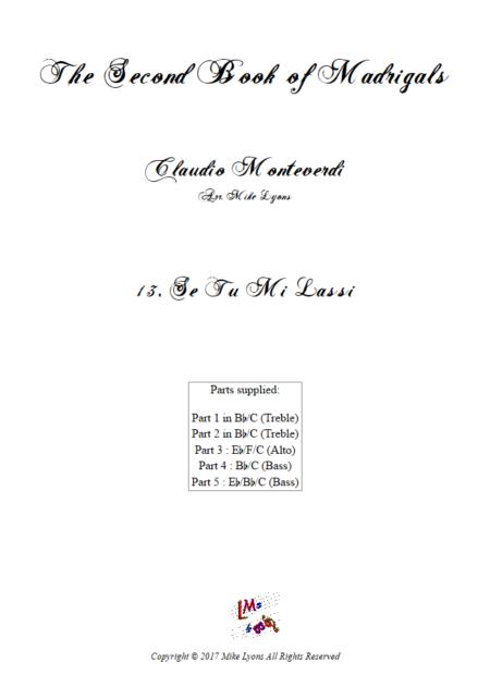 Madrigals Book 2 13