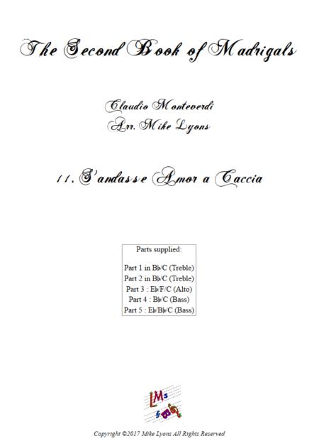 Madrigals Book 2 11