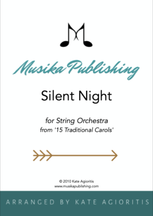 Silent Night – String Orchestra