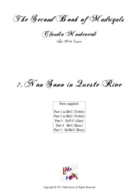 Madrigals Book 2 7