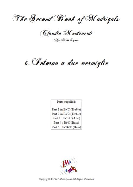 Madrigals Book 2 6
