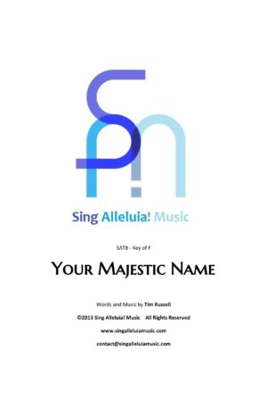 Your Majestic Name