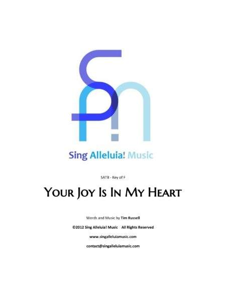 Your Joy Is In My Heart CS 1 scaled