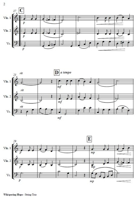 480 Whispering Hope String Trio SAMPLE page 02