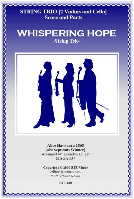 480 FC Whispering Hope String Trio
