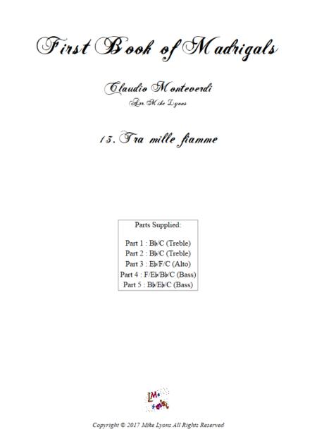 Madrigals Book 1 13